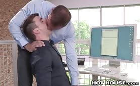 Office huge cock hookup