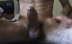 Thinking about my neighbor while masturbating