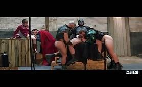 justice league having rough sex